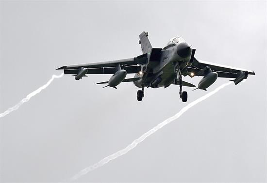ISIS evacúa bases al noreste de Siria por los bombardeos