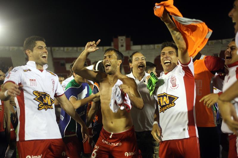 Huracán llega a su primera final internacional de su historia.