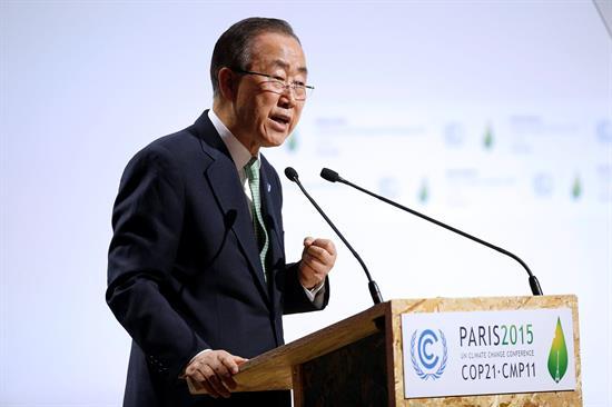 Arranca la COP21 con un minuto de silencio por las víctimas de los atentados en París
