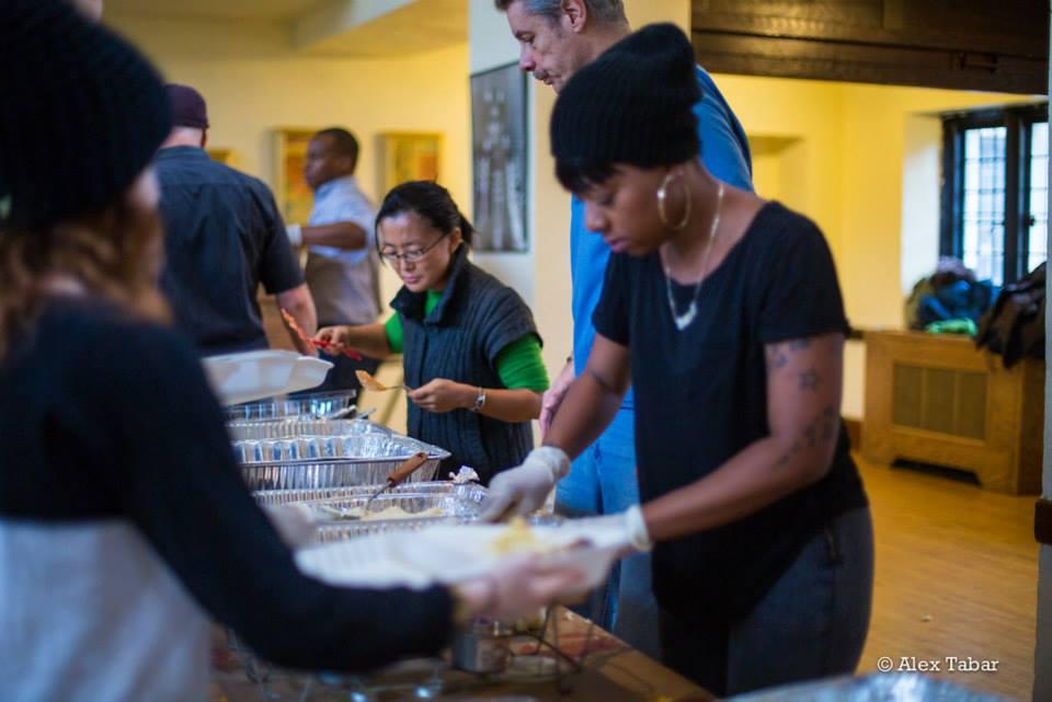 Dónde conseguir cenas gratuitas de Thanksgiving en NYC