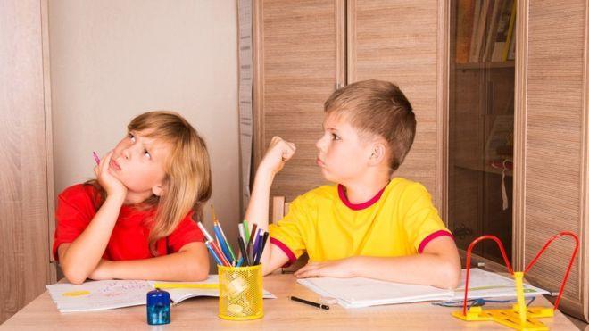 Los hermanos mayores son más inteligentes, ni hablar