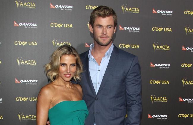 Elsa Pataky no quería tener una cita con Chris Hemsworth por ser muy guapo