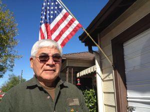 """Veterano latino: """"Luchamos por los derechos de todos"""""""