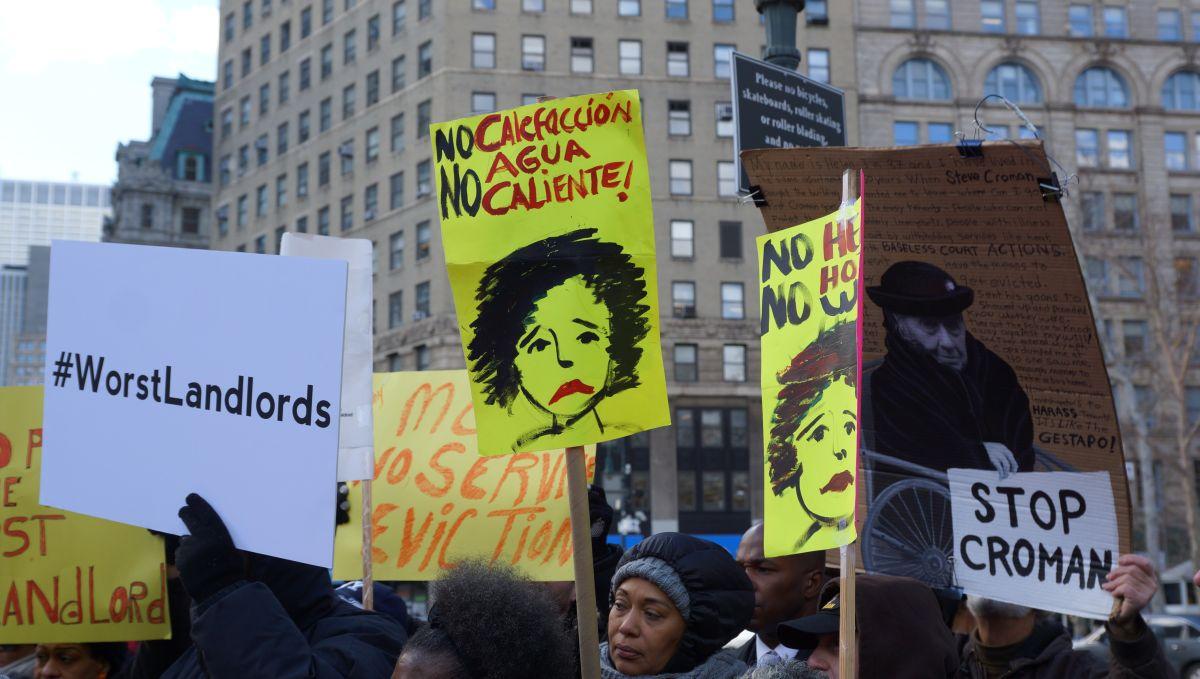 Peor casero de NYC recibe millonada por parte del gobierno