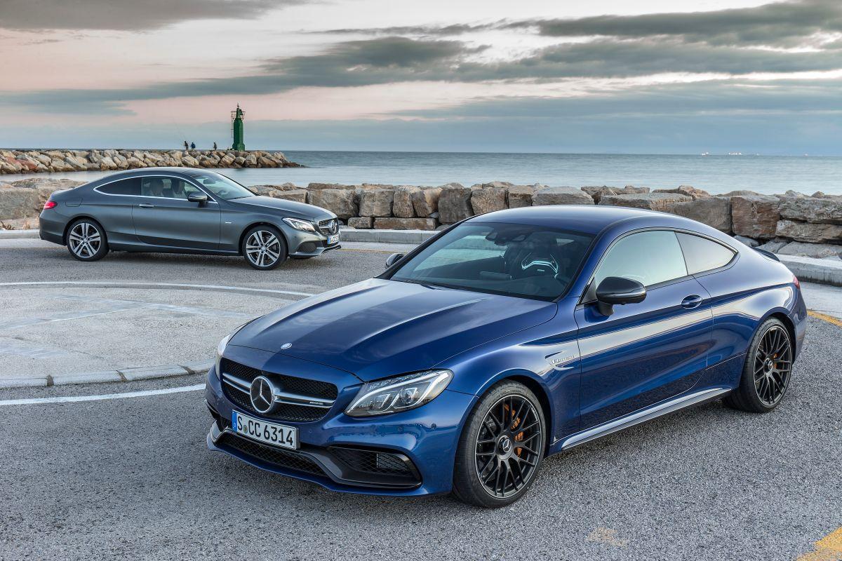 Mercedes Benz Clase C del 2017: prueba de manejo