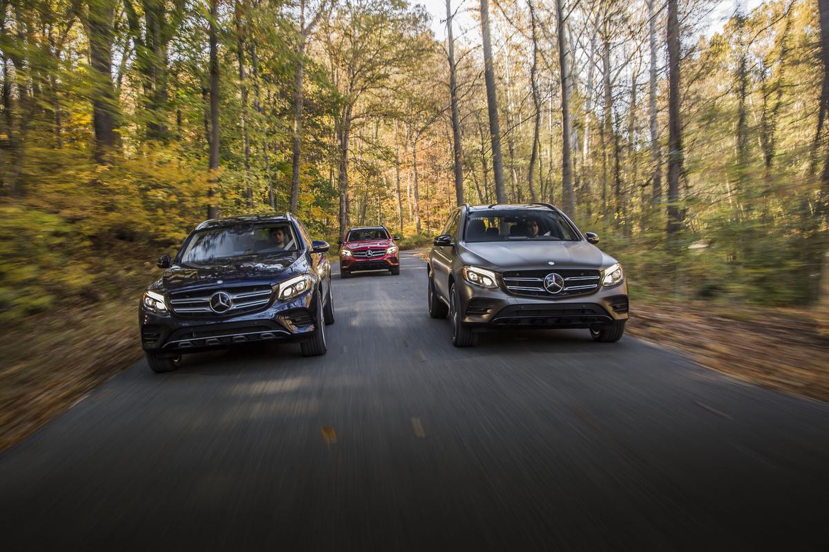 Más ligero y más potente el SUV de lujo de Mercedes Benz