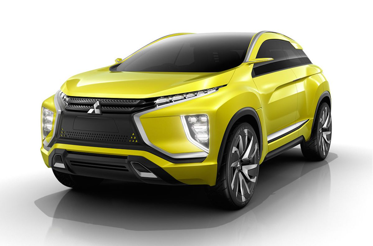 Mitsubishi sorprende con un nuevo SUV en Tokio