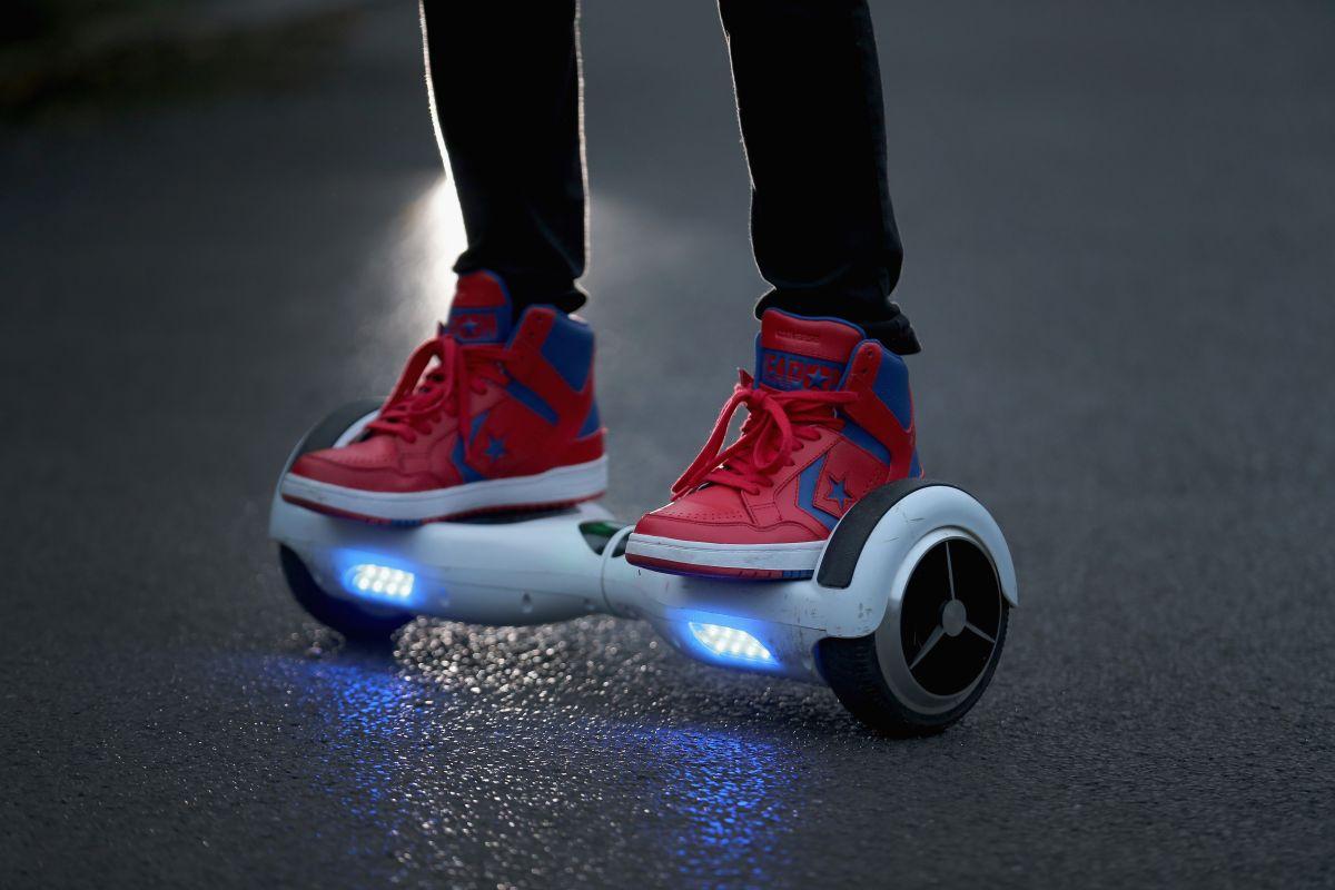 """Proponen ley para legalizar los """"hoverboards"""" en NYC"""