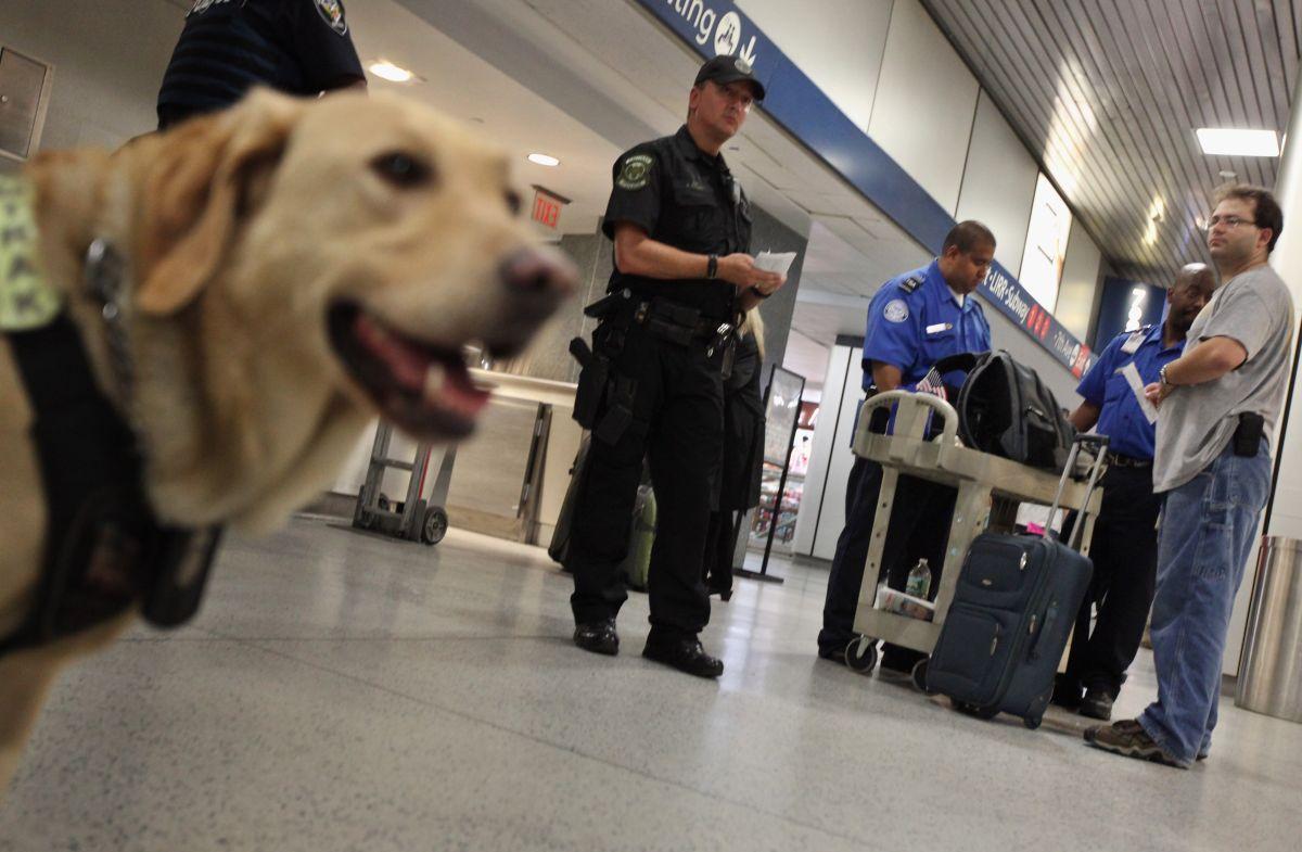 Máxima seguridad para viajeros en trenes y aeropuertos