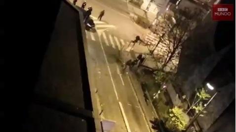 Así fueron los tiroteos y explosiones en St. Denis, Francia