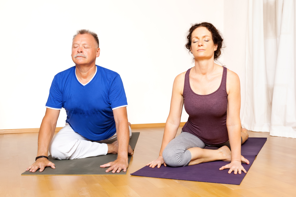 Yoga para combatir la artritis