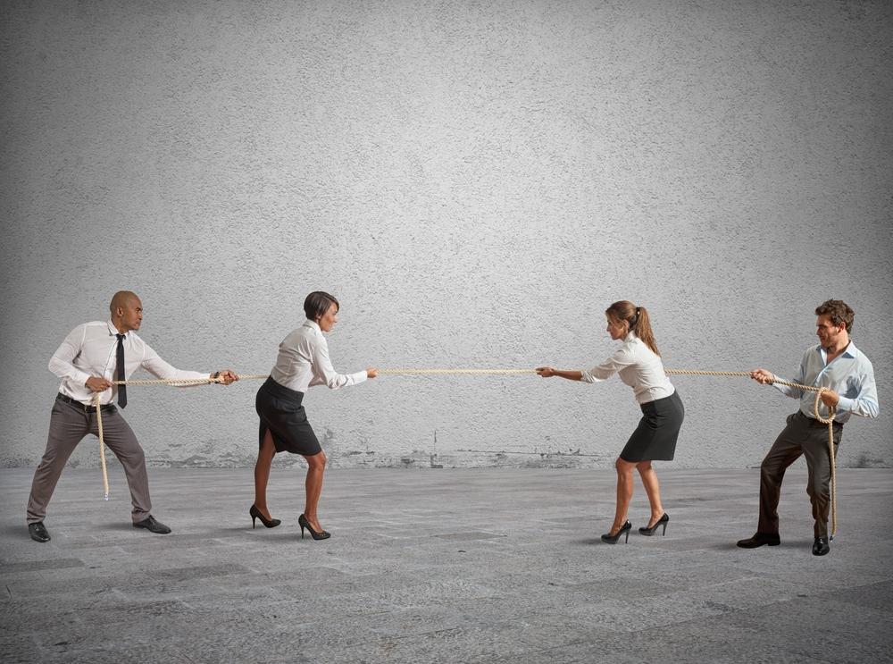 ¿Por qué cada vez hablamos menos con nuestros compañeros de trabajo?