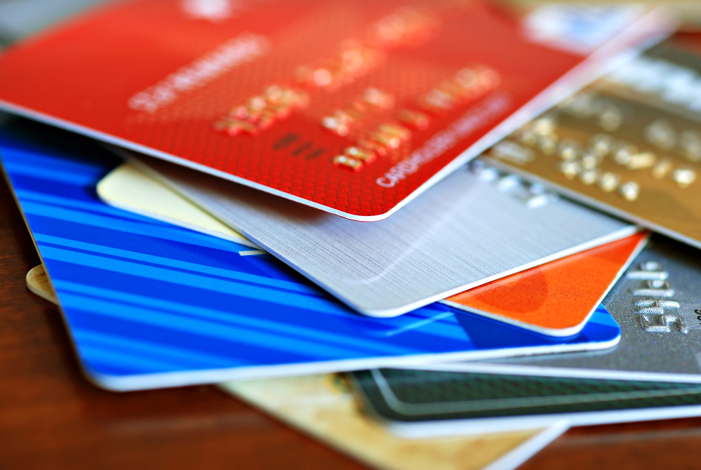 Saca provecho de tus tarjetas de crédito (en serio)