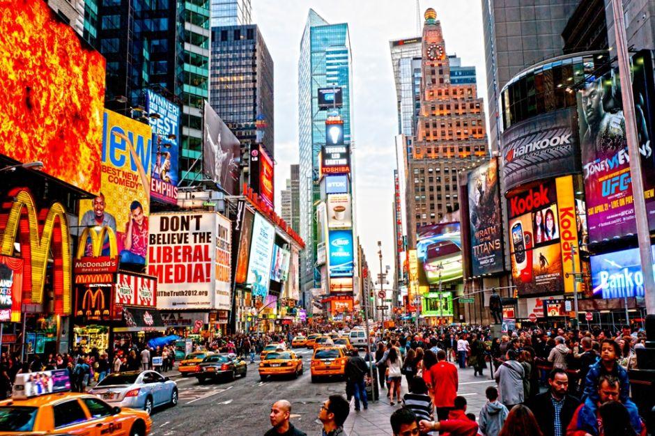 65.2 millones de turistas visitaron la Ciudad de Nueva York en 2018; nuevo récord
