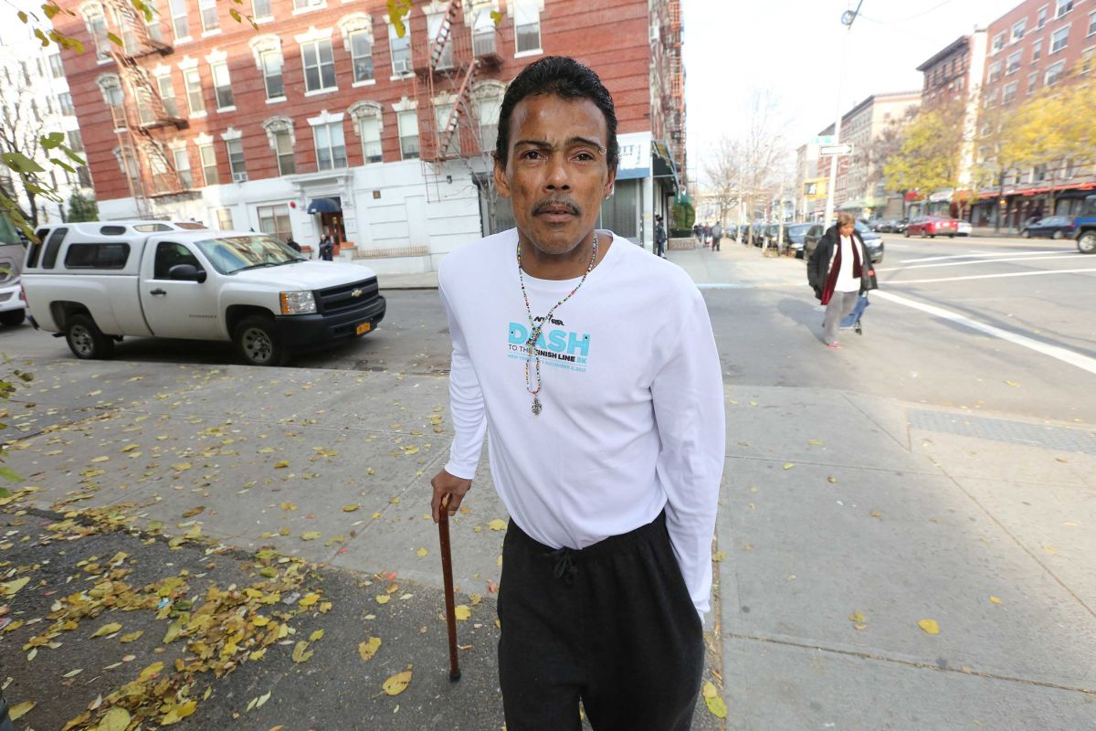 Así viven los más pobres de Nueva York