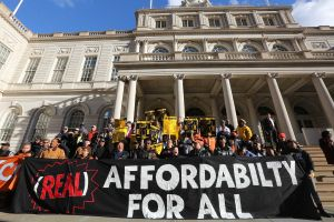 Cada neoyorquino debe tener el derecho a un techo