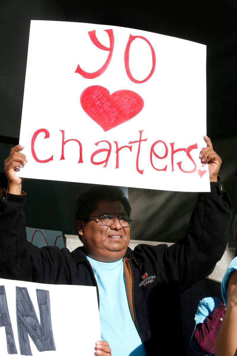 Las escuelas Charter