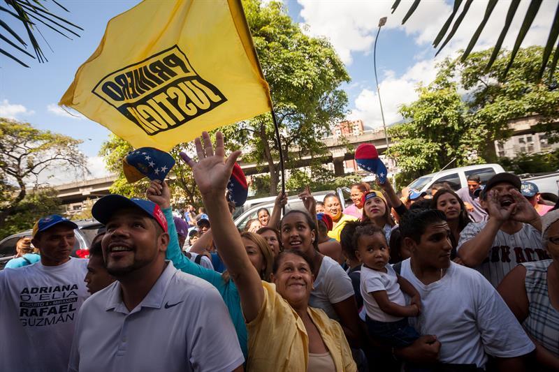 """Exilio: Venezolano entendió que """"chavismo era camino equivocado"""""""