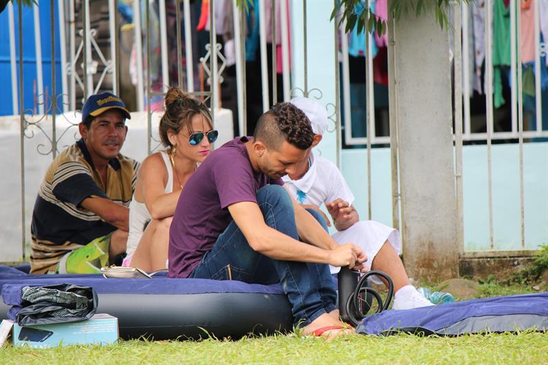 Costa Rica anuncia que deportará a 56 migrantes cubanos