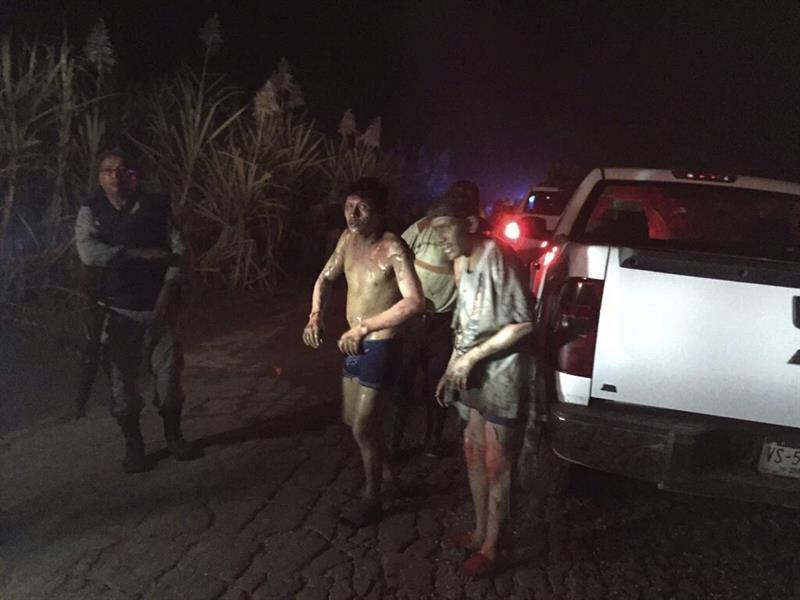 Explosión de ducto de Pemex deja un muerto y siete heridos