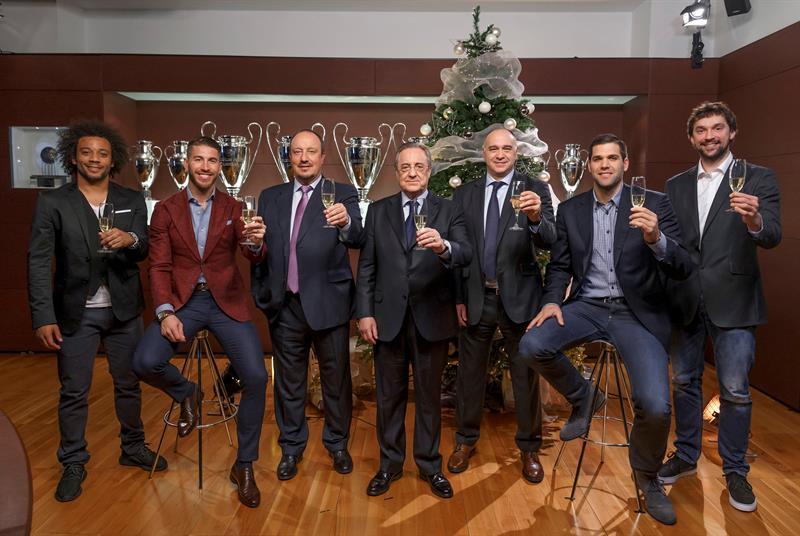La Navidad y la (necesaria) paz llegaron al Real Madrid