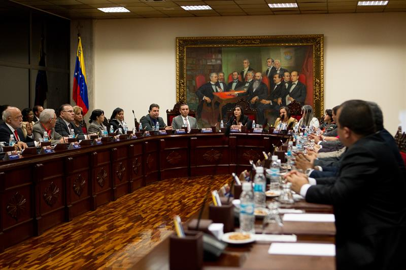 Venezuela: Supremo suspende proclamación de tres diputados opositores