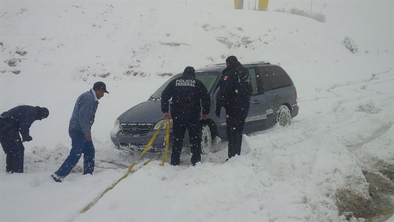 Tres muertos en Chihuahua y Sonora dejan las bajas temperaturas