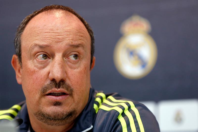 Rafa Benítez denuncia campaña contra el Real Madrid
