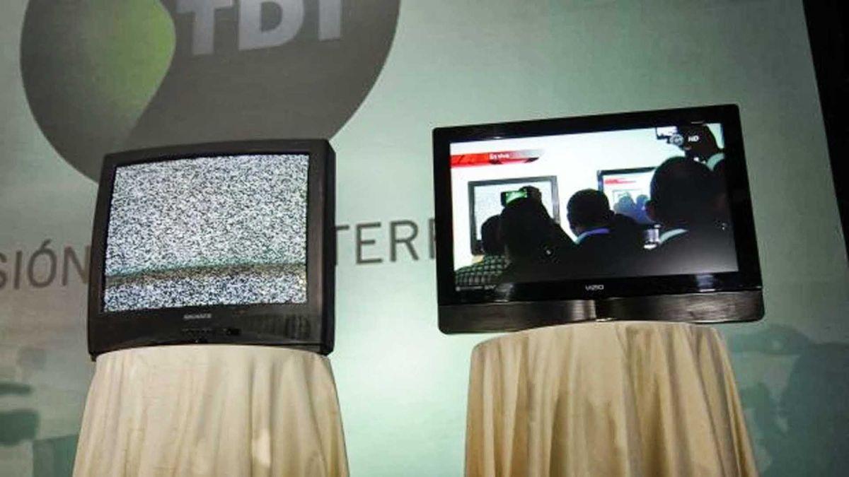 México pagó millones de pesos a empresas para apagar la TV analógica e iniciar era digital