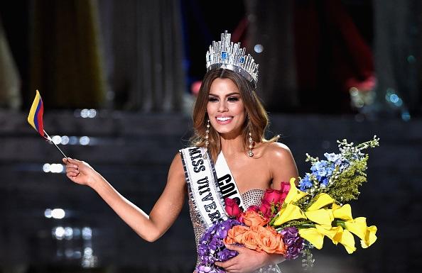 Perez señaló que quedó contento del triunfo de Pia Alonzo Wurtzbach, Miss Filipinas.