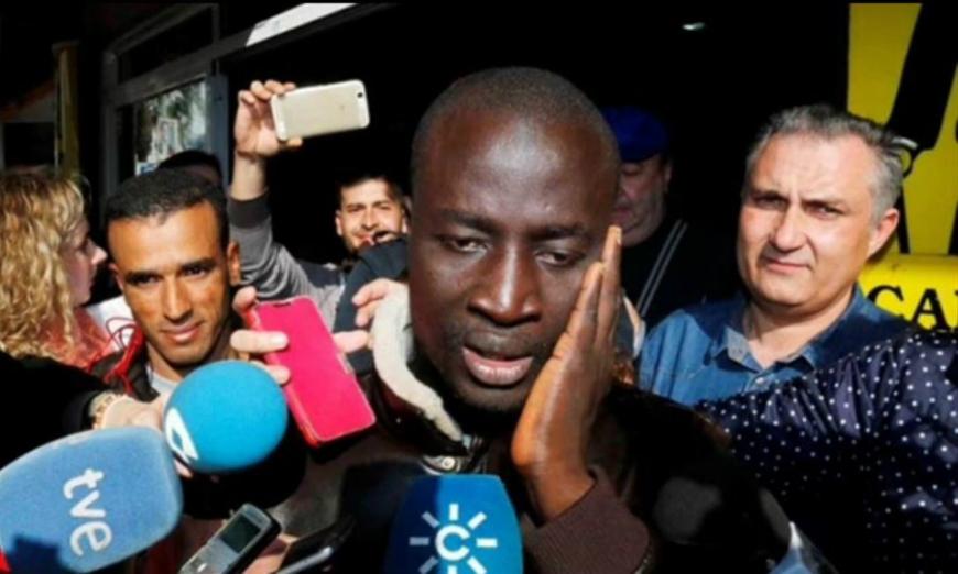 El inmigrante que llegó a España y le tocó la lotería