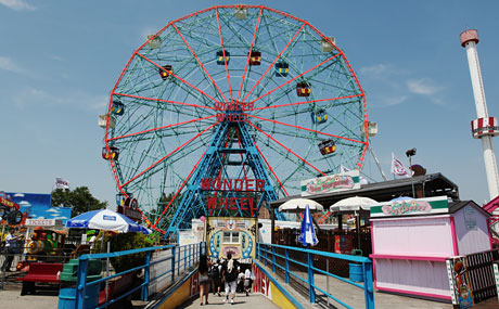 #BuenosDíasNYC: Feria de trabajo en Coney Island