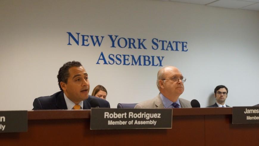 Asamblea estatal evalúa mejoras tras explosión en East Harlem