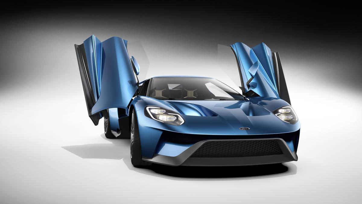 Conoce el 'Gorilla Glass' que protegerá al Ford GT