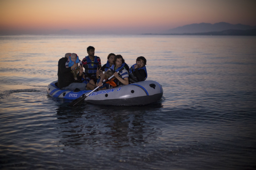 Al menos 3.770 inmigrantes murieron en el Mediterráneo en 2015