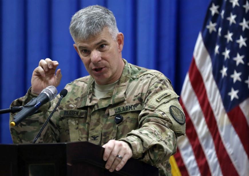 EEUU mata a 10 dirigentes del ISIS