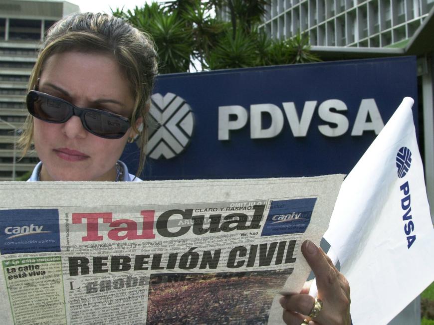 EE.UU. vincula mil millones de dólares con corrupción energética en Venezuela