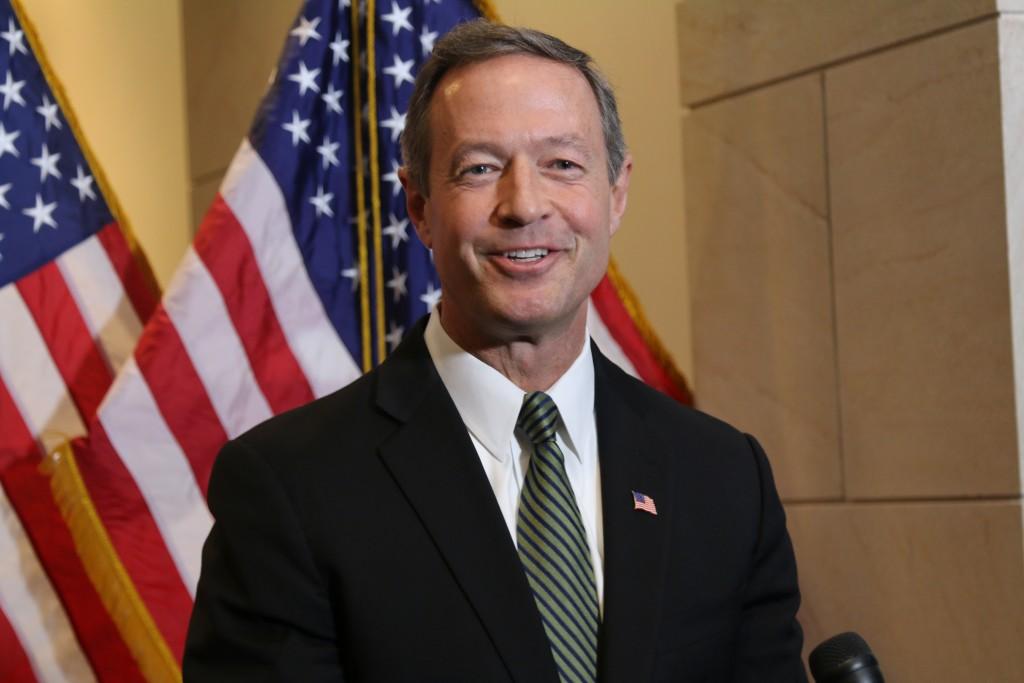 O'Malley va al Congreso en busca de apoyo demócrata