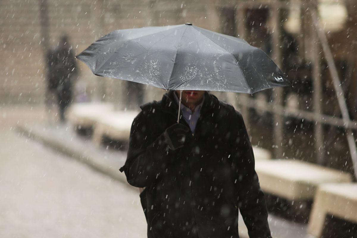 Lanzan alerta por tormenta que afectará a 19 estados como Nueva York y Nueva Jersey