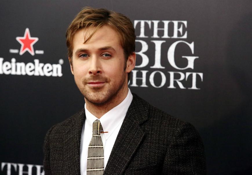 Ryan Gosling vuelve a la gran pantalla