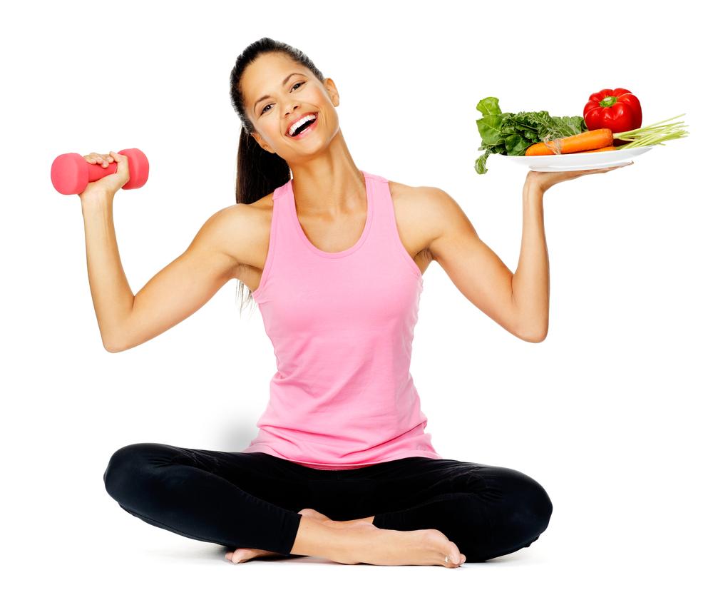 Consejos para tener buena salud, bajar de peso y estar en forma