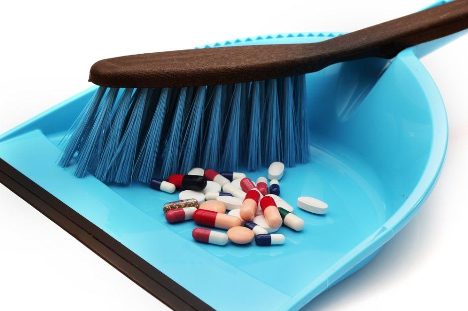 Pasos fáciles para deshacerte de medicamentos caducados