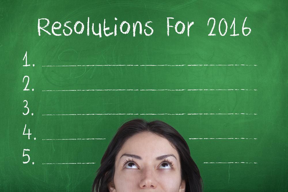 Hábitos saludables para practicar en 2016