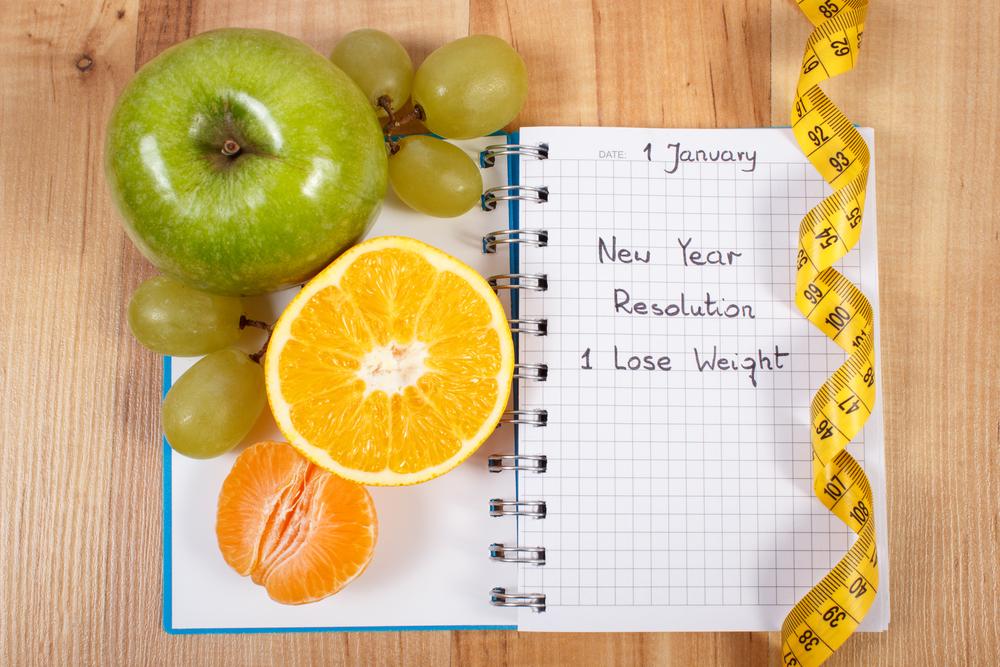 10 tips para mantener tu resolución de perder peso