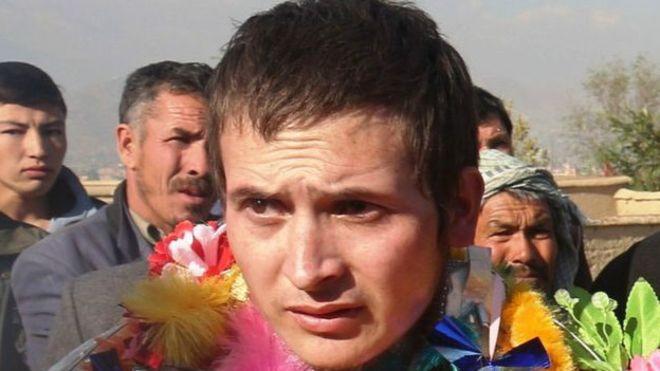 El rehén de ISIS que fue liberado por el Talibán