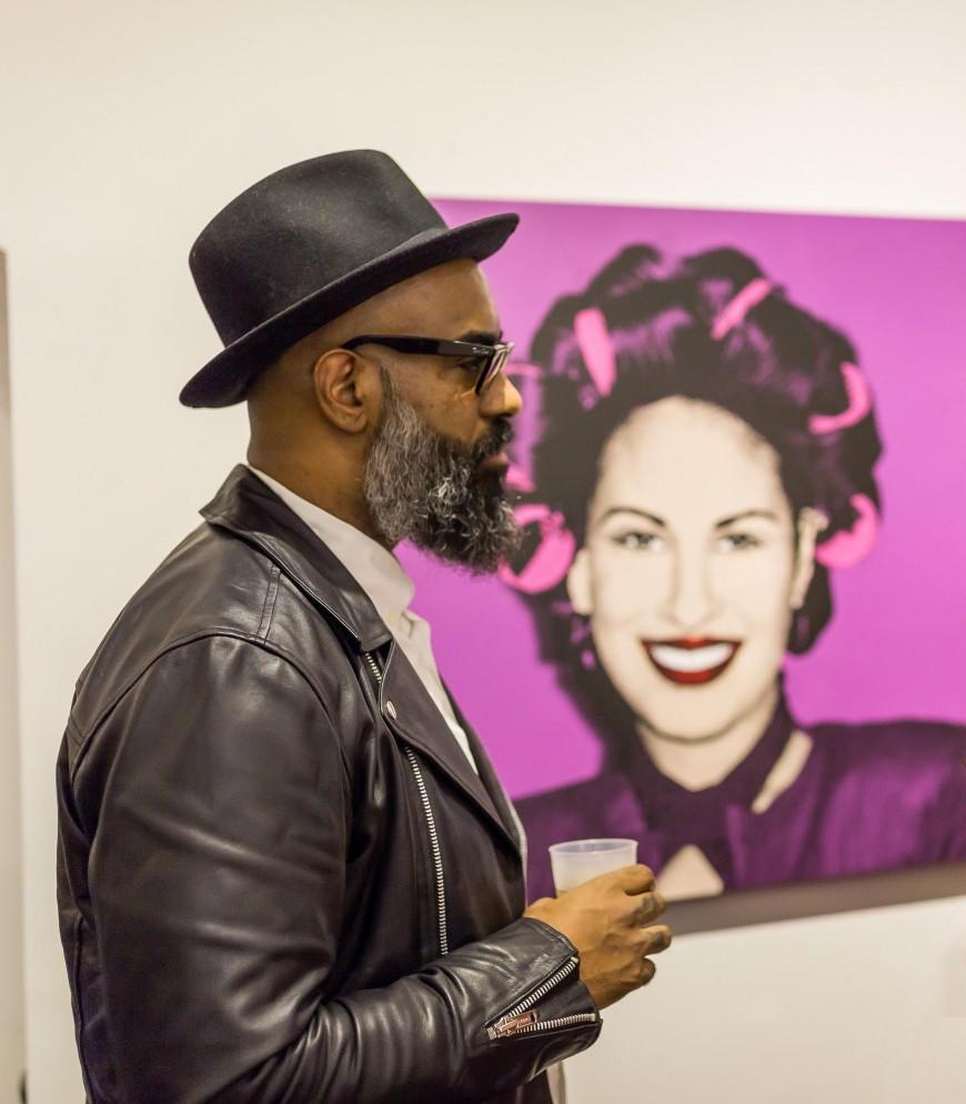 La propuesta de Tony Peralta: arte pop con toque dominicano