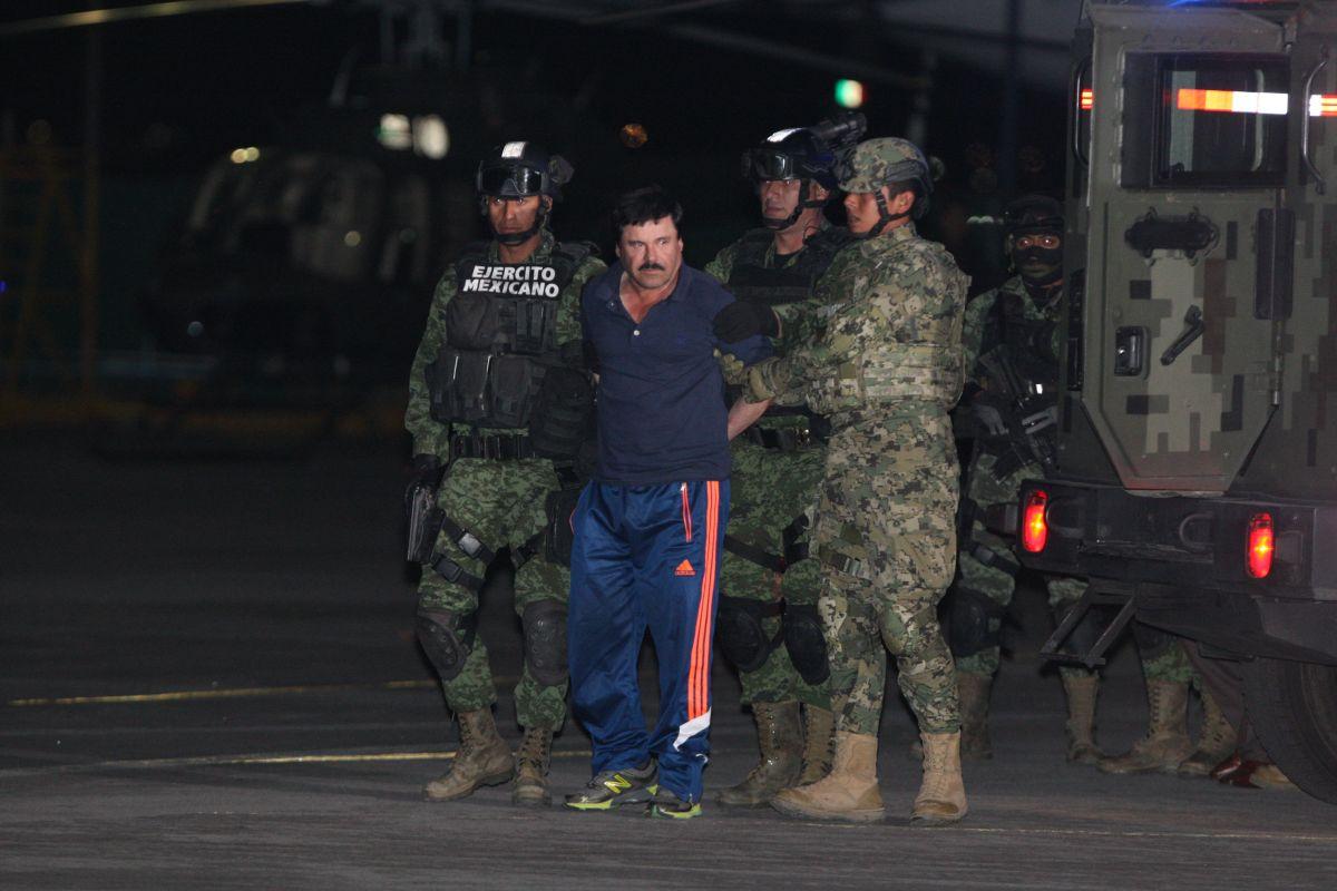 Fiscalía federal en Brooklyn quiere a El Chapo