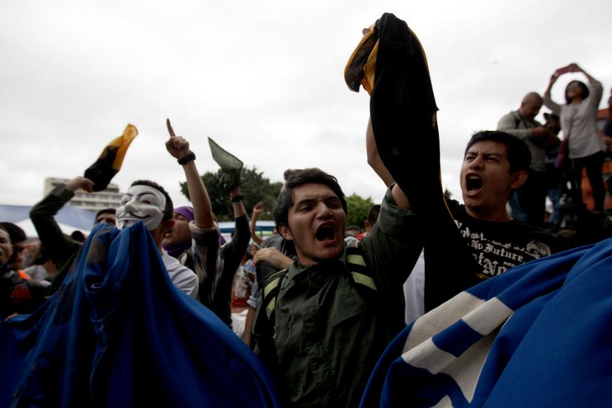 Uno de cada cinco jóvenes en Latinoamérica ni estudia ni trabaja