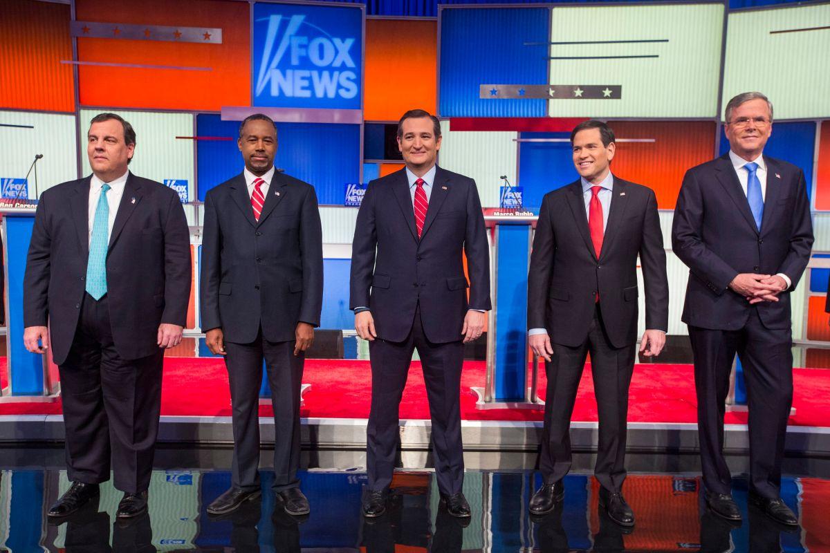"""Fox News vetada de debates Demócratas 2020 y Trump haría lo mismo con medios """"de izquierda"""""""