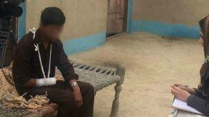 """El niño que se amputó la mano por """"blasfemar"""" contra Mahoma"""